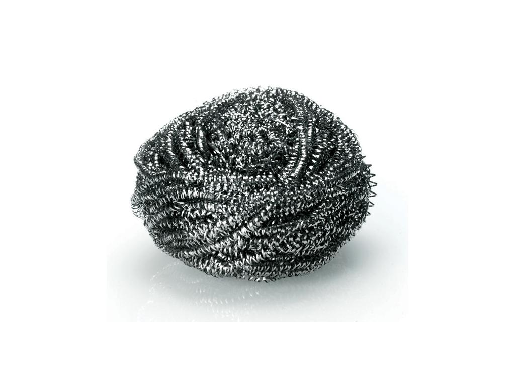 Grydesvamp Rustfrit stål 80 gram