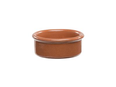 Torrent ovnfast skål rund Ø15 cm terrac