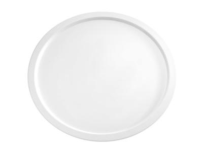 Melamin tallerken PURE hvid Ø38