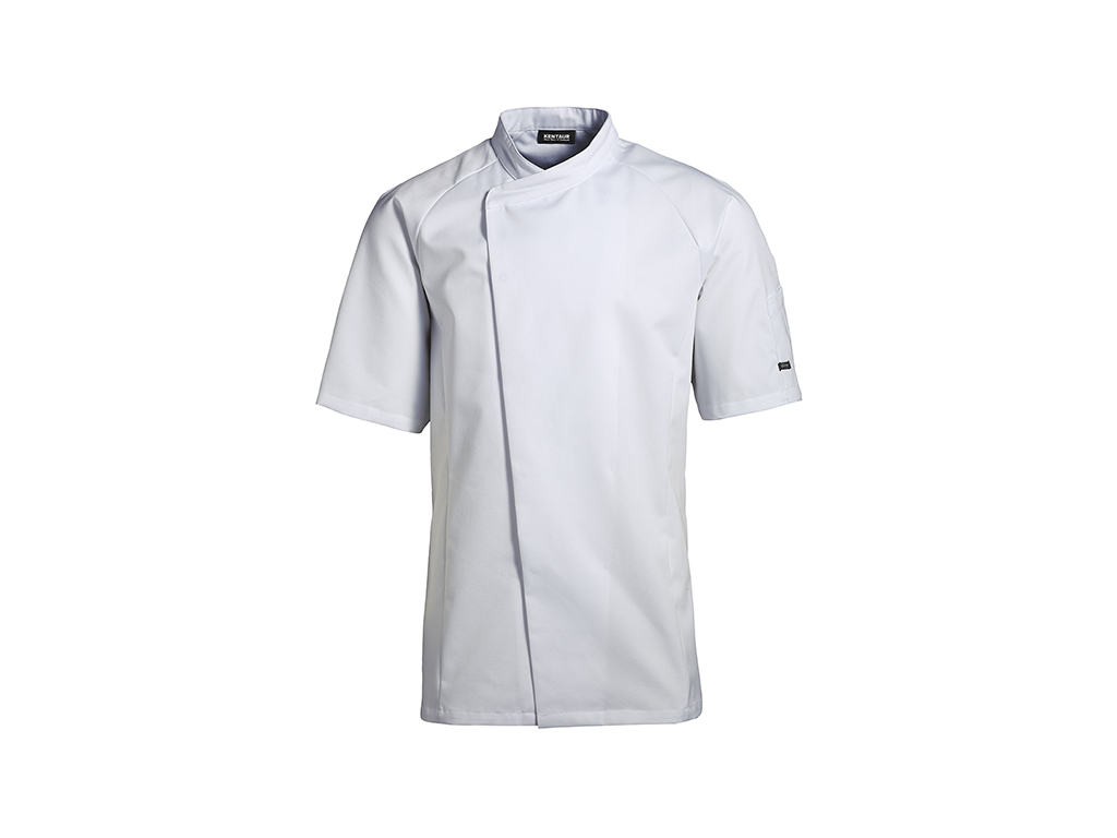 Kentaur Kokkejakke Unisex Hvid m/lang ærm