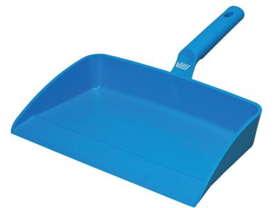 Fejebakke plastic, blå, 29 cm bred