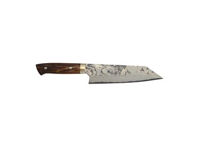 Bunka kniv 17 cm 61 Lag VG-10 Yellow Bu