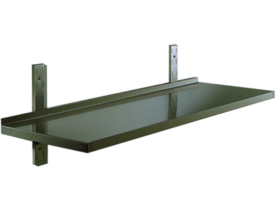 Hylde 1200x400x30 mm m/bæringer