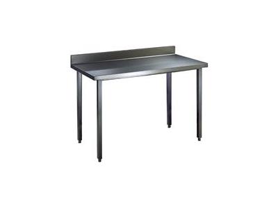 Bord med bakkant på 1 sida