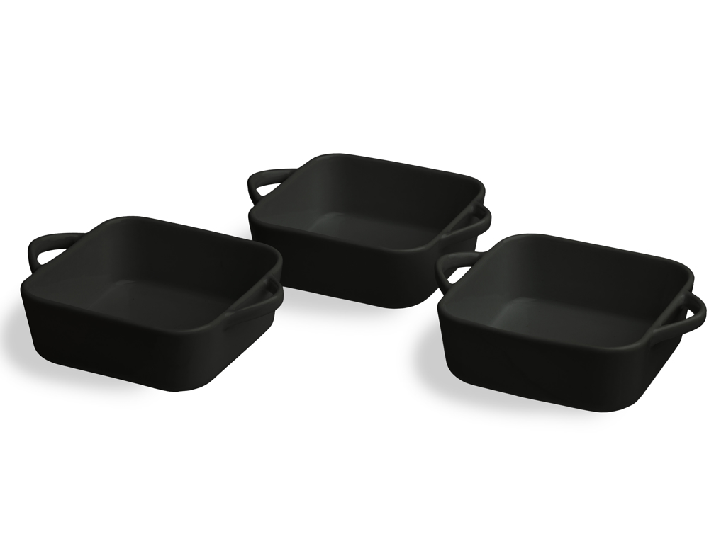 Cocotter, 3-pack
