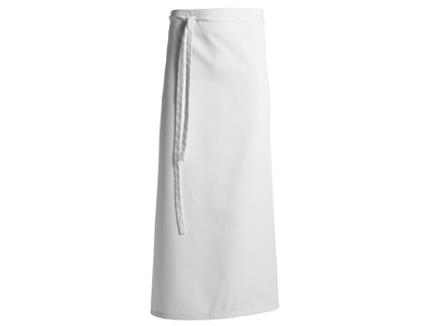 White Waiters Apron