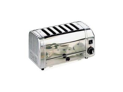 Toaster Dualit 6 skiver, 230 volt, 3 kW