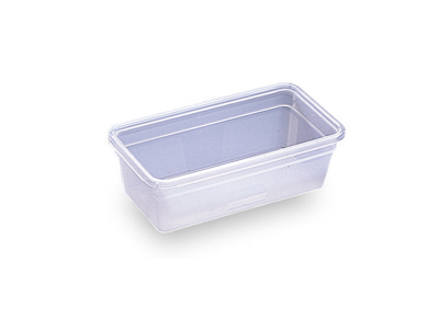 Plastic Gastronorm Container 1/3 GN