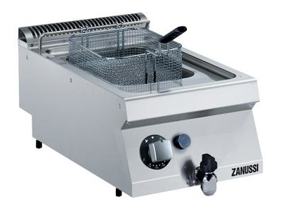 Friture 7 ltr gas 400 mm 700