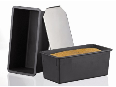 Bread mould with lid