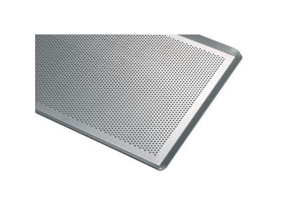 Bageplade perfo aluminium 60x40 cm 2 mm