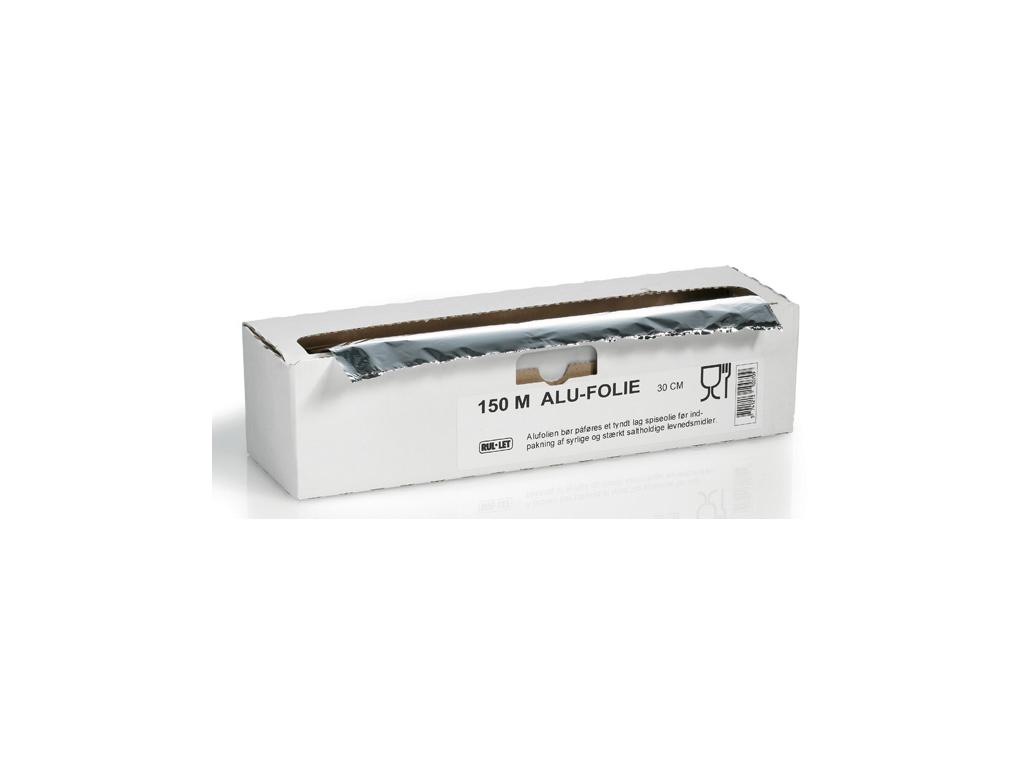Alufolie 30 cm x 150 m i cutbox