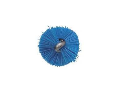Afløbsrenser t/ håndvask blå