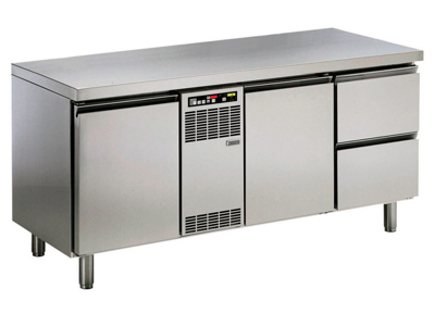 Kyldisk 420 liter 6 lådor