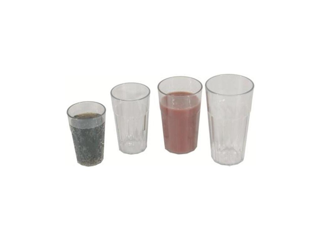 Vaso de plastico