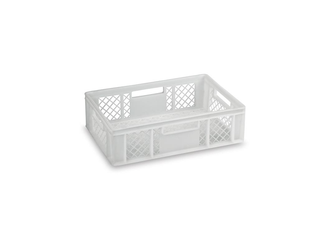 Stabelkasse tremmebund/sider 60x40x17
