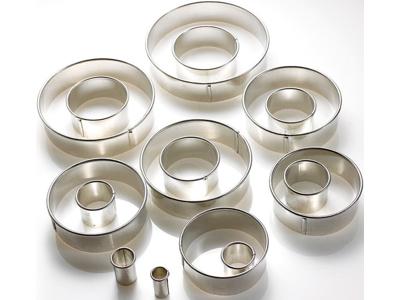 Udstikker enkelt glat 52 mm