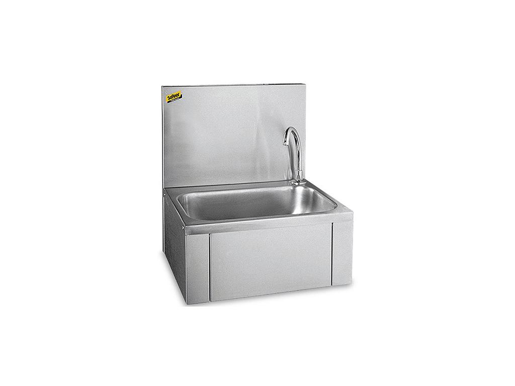 Washbasins and taps