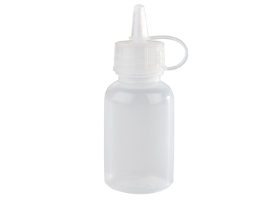 Klämflaska / Squeeze bottle, MINI, 4-pack
