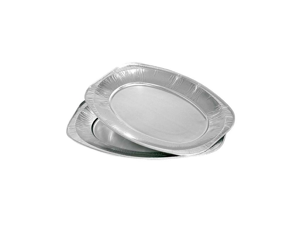 Serveringsfad Oval 24,3x35 cm Alu