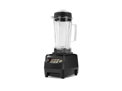 Blender Bio chef High Performance, svart
