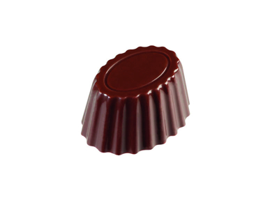 Chocolate mould oval