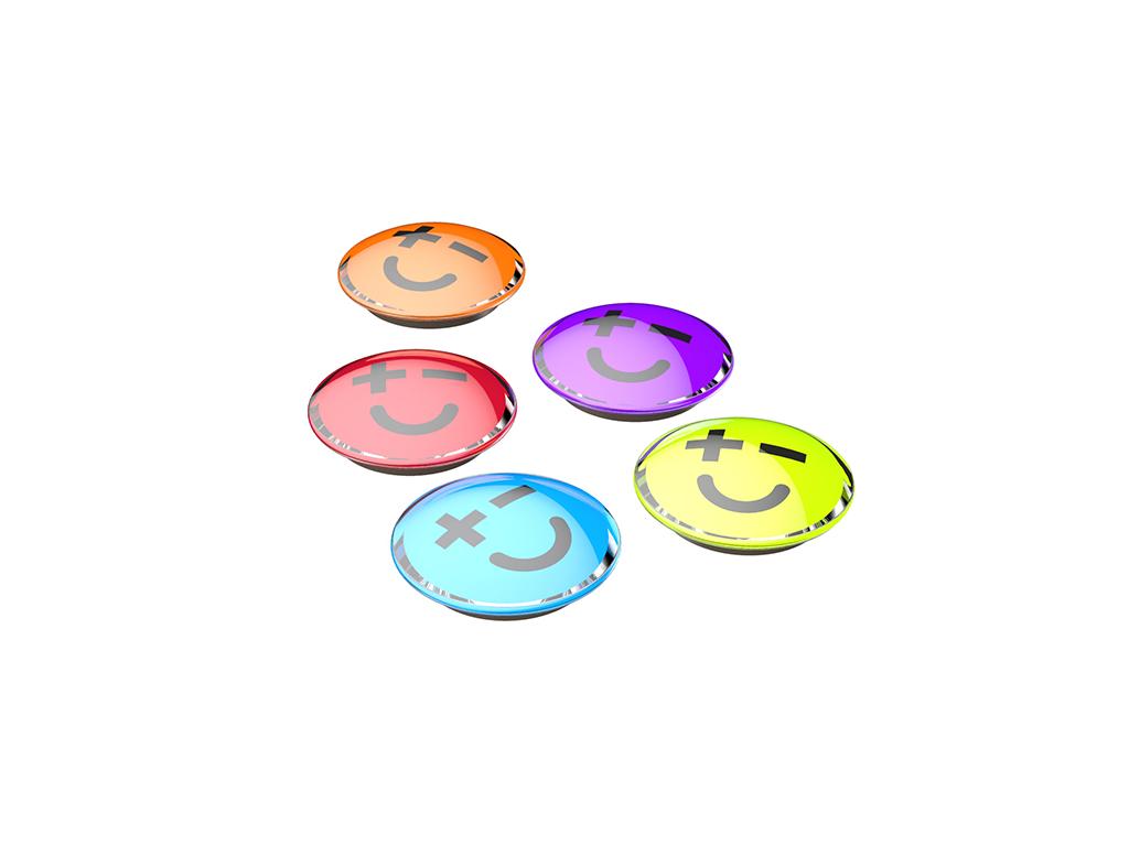 Køleskabs magneter 5-pak