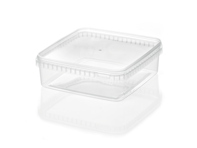 Condi transparent bucket 1,5L