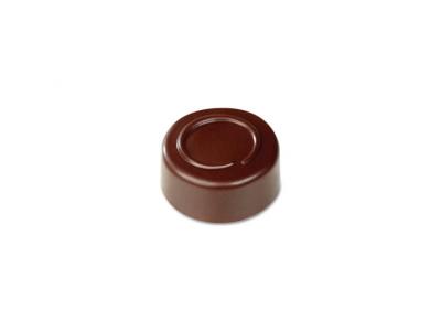 Chokoladeform 21 stk Ø28mm H14mm 10 gr