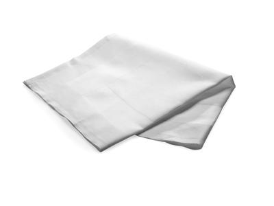 Serviet hvid 52x52 cm 100 % bomuld