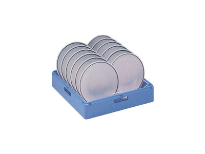 Diskkorg för 16 djupa tallrikar/skålar