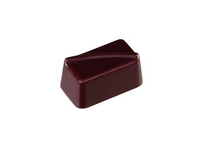 Chokoladeform 24 stk 9 gr 27x16xh.13 mm