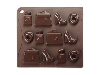 Chokoladeform brun Fashion