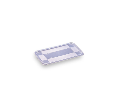 plastic Gastronorm Container Lid 1/6 GN