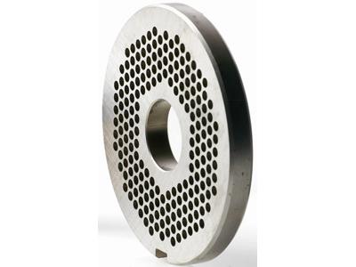 Hulskive Auja D114, 4,5 mm Rustfri