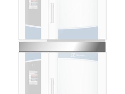 Sammenbygningsenhed 6 & 10x1/1 GN til el