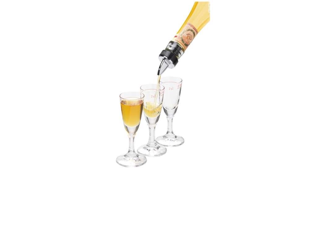 Vertedor de vinos / tapones