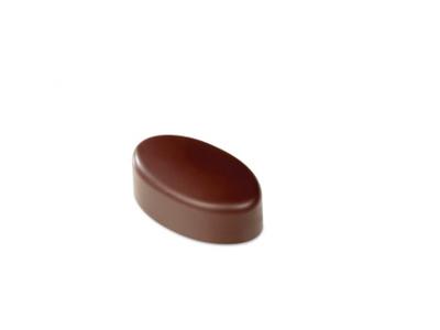 Chokoladeform 21 stk 37x21mm H14mm 10 gr - Design 1