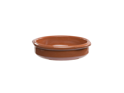 Torrent ovnfast skål Ø12 cm terracotta