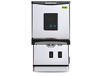 Is-/vand dispenser 120 kg/døgn