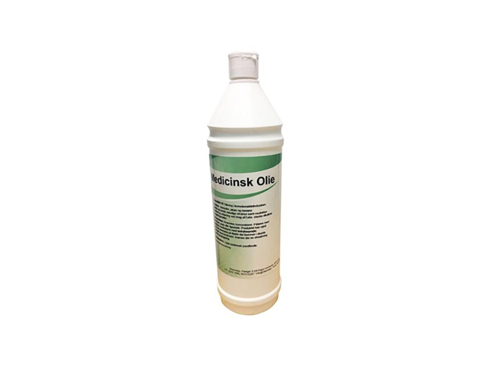 Medicinsk Olie hvid 1 ltr