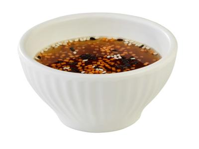 Melamin skål, Hvid, 8 cm