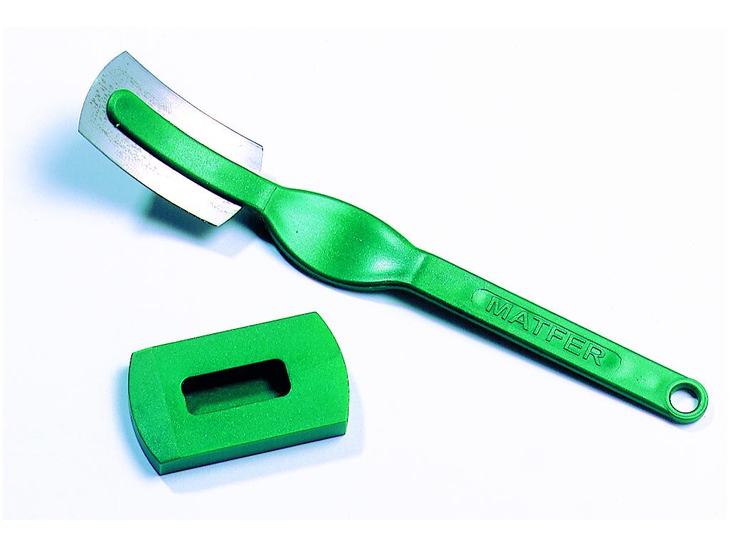 Ridsekniv t brød Matfer 1 pose med 10stk