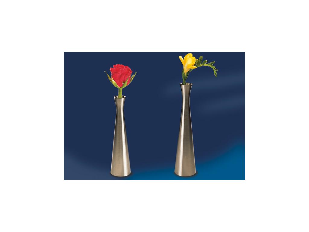 Vase RF-look 1 blomst 4x 16,5 cm