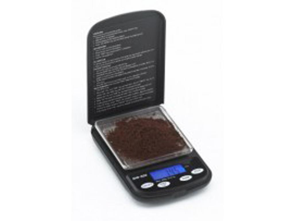 Vægt - mikro,  500 gr  0,1 g nøjagtig