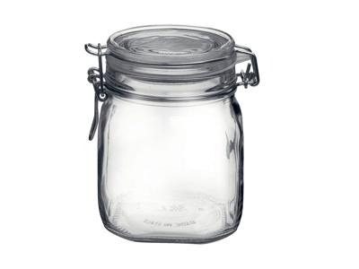 Henkogningsglas 0,75 liter h13,6 cm