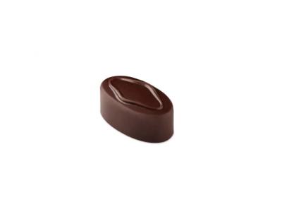 Chokoladeform 21 stk 37x21mm H14mm 10 gr