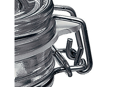 Henkogningsglas 0,20 liter Ø8xH8 cm