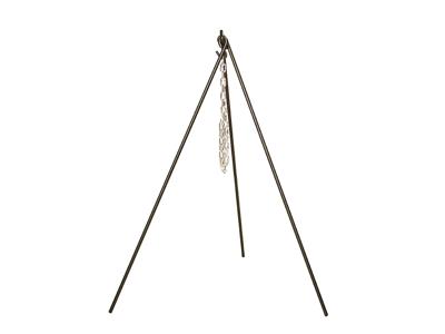 Grillstander 3 ben m/kæde LODGE