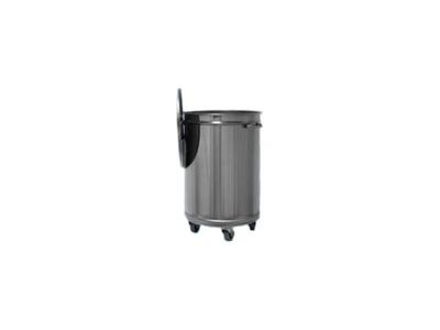 Affaldsspand med låg mobil 60 ltr